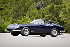 In Photos: Rare Ferraris Lead Hit Parade at Upcoming Pebble Beach Auction