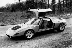 1969 Mercedes-Benz C111 Photo Gallery