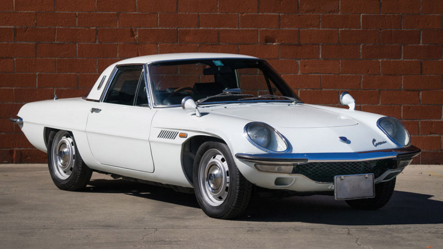 1970 Mazda Cosmo Sport Series II
