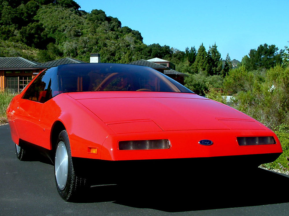 1979 Ford Probe Concept Car