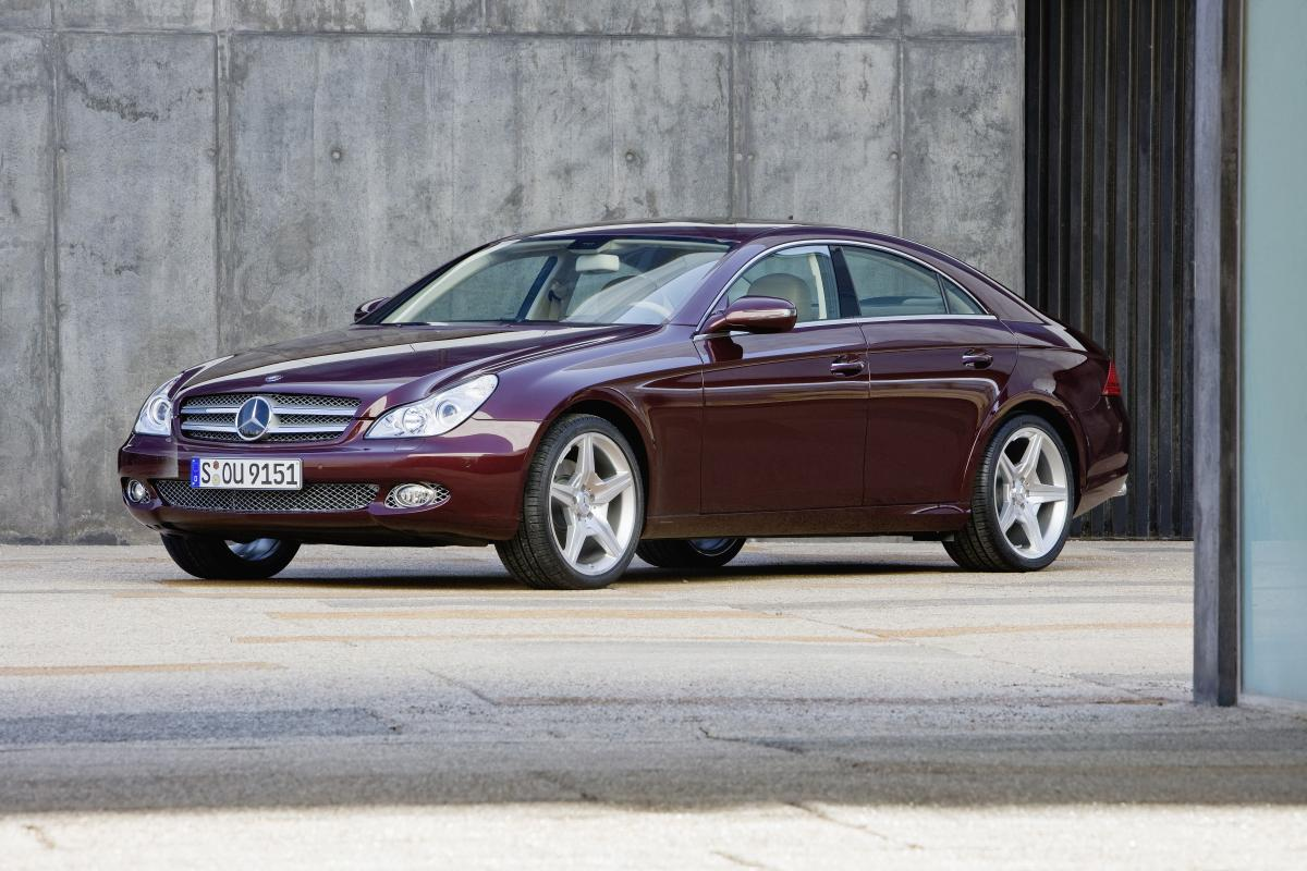 With the first CLS-Class in 2004, Mercedes-Benz proved that sedans could be sleek and sexy.