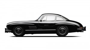 "Buying a Mercedes-Benz 300 SL ""Gullwing""…in 1970"