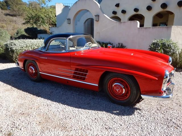 1963 MERCEDES-BENZ 300 SL ROADSTER