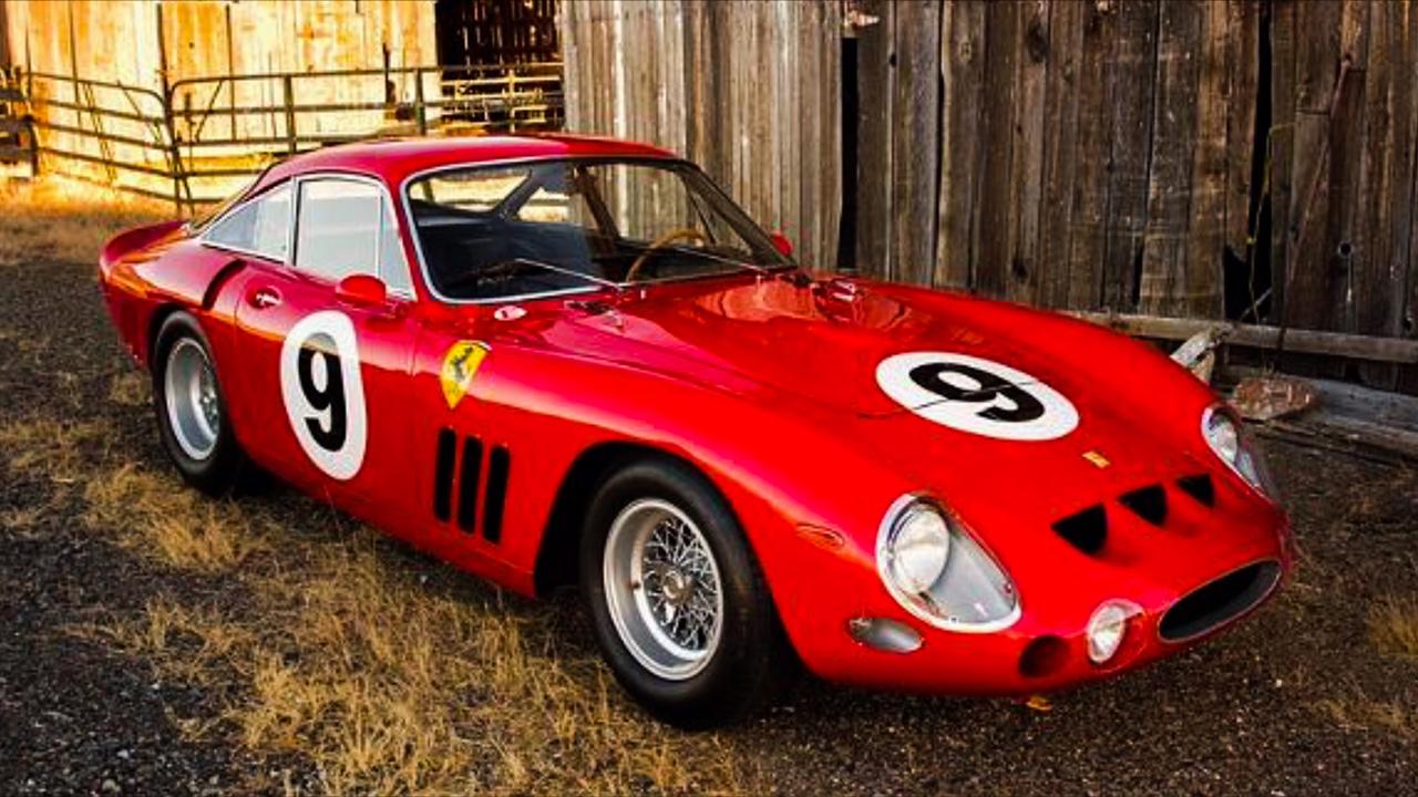 1963 Ferrari 330 LM Berlinetta