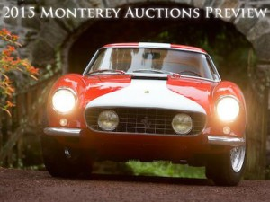 2015 Monterey Weekend Preview