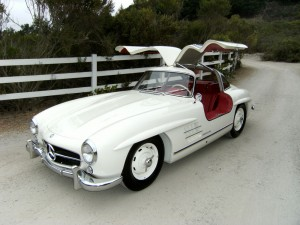SOLD – 1955 Mercedes Benz 300 SL Gullwing