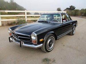 SOLD: 1971 Mercedes-Benz 280SL