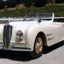 FOR SALE: 1949 Delahaye Type 135M Cabriolet by Franay