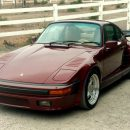 "FOR SALE: 1985 Porsche 911 Turbo 3.3 Coupe ""Sonderwunsche"" Factory Slant Nose"