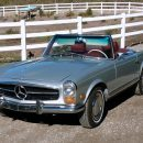 FOR SALE: 1968 Mercedes-Benz 280SL