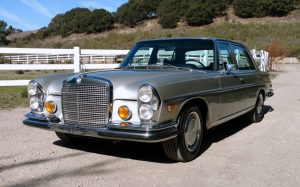FOR SALE: 1971 Mercedes-Benz 300SEL 6.3