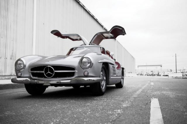 Mercedes-Benz 300SL Alloy Gullwing