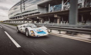 Rare Street Legal Porsche 906, 1 of 65 Made