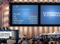 2012 Amelia Island Auction Results