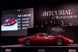 Artcurial Motorcars Recap & Results from Retromobile 2017