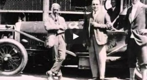 Bentley Versus Benz – Racing History From 1920-1930 (Video)