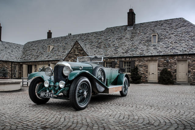 1927 BENTLEY 4.5 LITER TOURER
