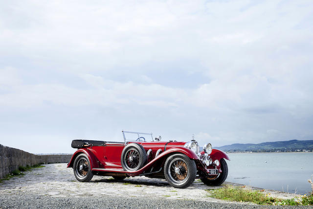 1928 MERCEDES-BENZ TYP S 26/120/180 SUPERCHARGED SPORTS TOURER