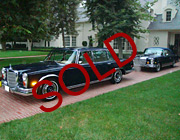 The Twins: 1971 Mercedes 280SE 3.5 Cabriolet and 1972 Mercedes 600