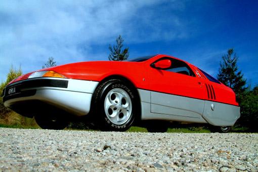 For Sale: 1982 Ford Ghia Brezzar