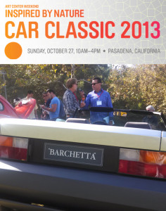 Art Center Car Classic 2013: Recap