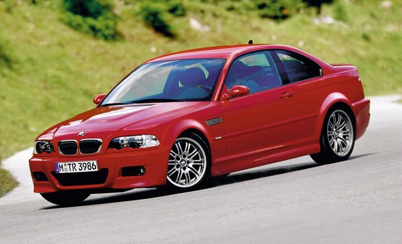 BMW E46 M3 CS