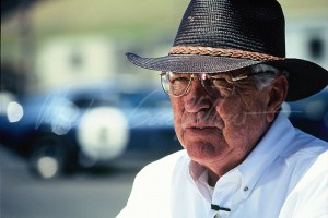 Tribute To Carroll Shelby by Winston Goodfellow