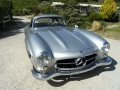 1955 Mercedes-Benz 300SL Gullwing Sold