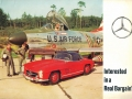 1959 Mercedes-Benz 300SL Roadster Colonel John Burnsides Preservation Car