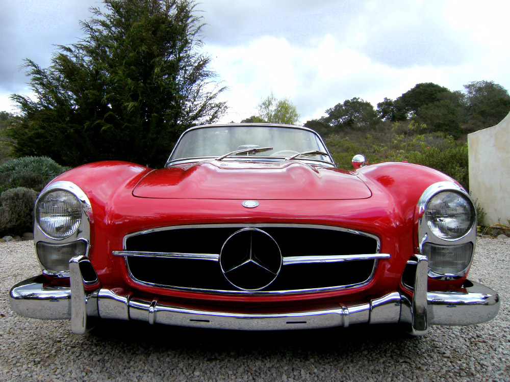 Sold 1960 mercedes benz 300sl roadster scott grundfor for 1960 mercedes benz
