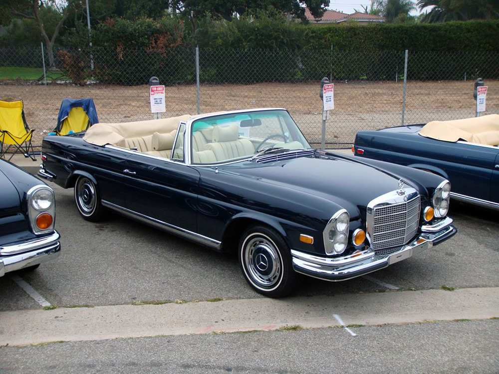 1971 mercedes 280se convertible for sale. Black Bedroom Furniture Sets. Home Design Ideas