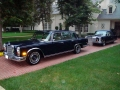 1972 Mercedes Benz 600 and 1971 Mercedes Benz 280SE 3.5 Cabriolet