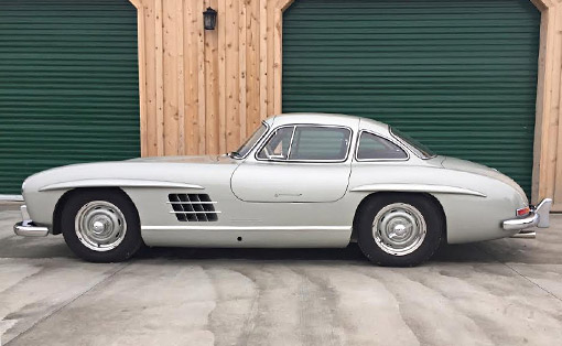 For Sale: 1954 Mercedes-Benz 300SL Gullwing - 24th Production Car