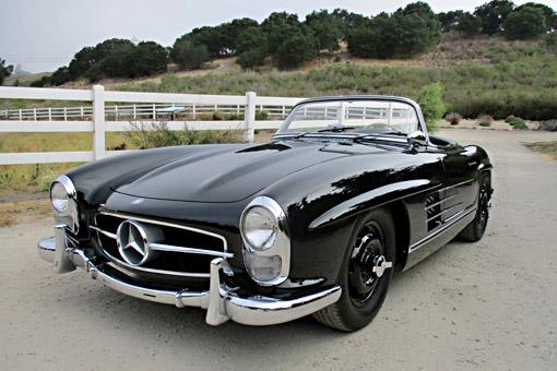or Sale: 1957 Mercedes-Benz 300SL Roadster