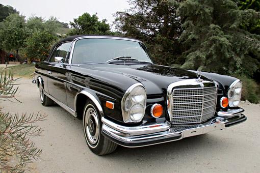 For Sale: 1971 Mercedes-Benz 280SE 3.5 Cabriolet