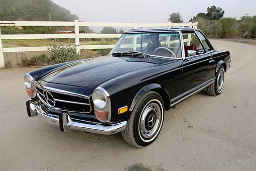 For Sale - 1971 Mercedes-Benz 280SL