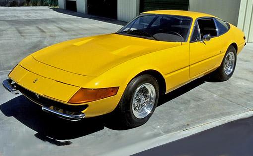 FOR SALE: 1973 Ferrari 365 GTB/4 Daytona