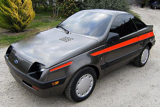 For Sale: 1982 Ford Ghia Shuttler Concept Car