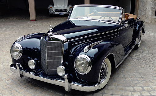 For Sale: 1956 Mercedes-Benz 300Sc Roadster