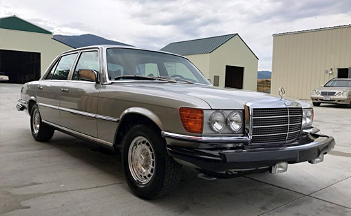 FOR SALE: 1978 Mercedes-Benz 450SEL 6.9