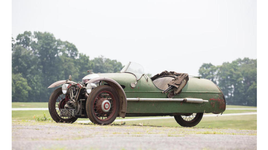 The 7 Coolest Unrestored Cars at Bonhams\' \'Preserving the Automobile ...