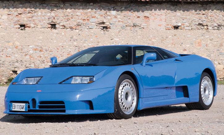 1994 Bugatti EB110 GT