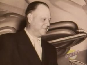 Harley Earl – GM's Creative Mastermind (Video)