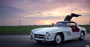 The Mercedes-Benz 300SL 'Gullwing' is a Miraculous Car