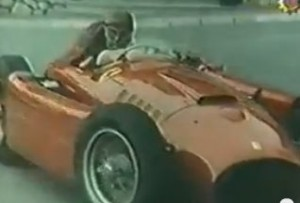 Juan Manuel Fangio On Board Camera In Monaco (Video)