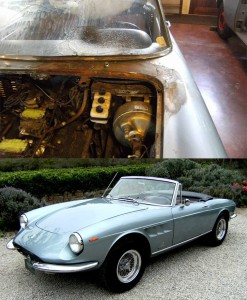 1967 Ferrari 330 GTS – Preservation – Completed!