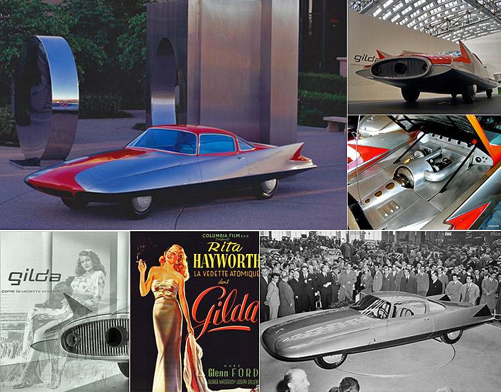 "1955 Ghia Streamline X ""Gilda"""