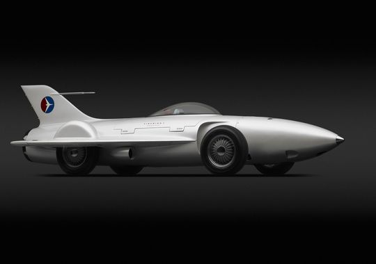 General Motors Firebird I XP-21, 1953.