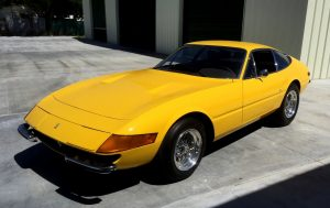 FOR SALE: 1973 Ferrari 365 GTB/4 Daytona