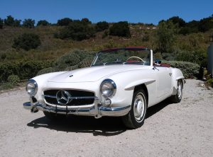 Protected: FOR SALE: 1961 Mercedes-Benz 190SL